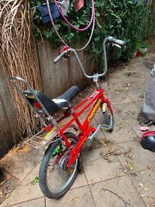 Raleigh Chopper Mark 3 bike