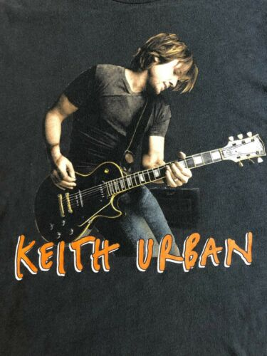 Keith Urban Concert T-Shirt