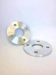 (2) Hub Centric Wheel Spacers 4x100 56.1 CB 12X1.5 10MM THICK DA DC2 EG EK EF