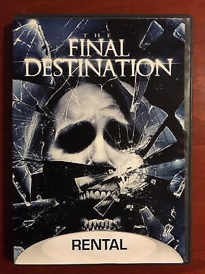The Final Destination (DVD, 2009) - E1111 (Final Destination Halloween)