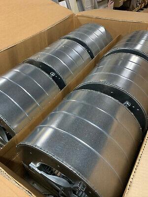 New Ebmpapst Blower Fan Motor Centrifugal D4e250-ca03-05 115v 1400min M4e094