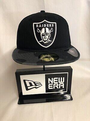 New Era Cap 59Fifty NFL Oakland Raiders schwarz/camo 7 1/4 New Era Camo