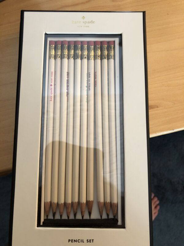 Kate Spade New York Bridge Style Pencil Set
