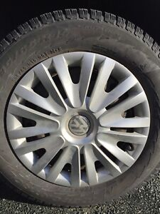 15 inch VW hub caps