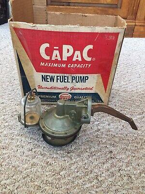 Vintage Capac Fuel Pump - International Tractor