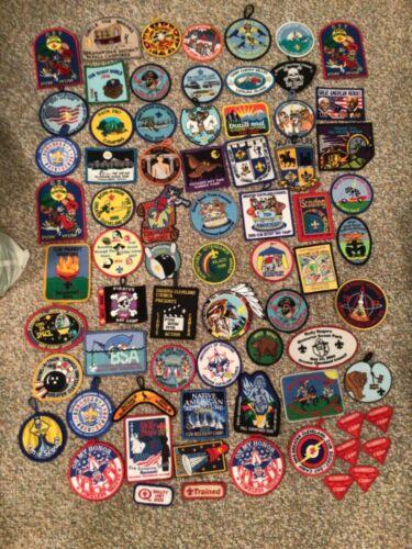 Lot 72 Boy Cub Scout Patches