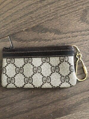 Authentic Gucci Vintage Coin Purse/Keychain