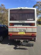 Hino motorhome Panania Bankstown Area Preview