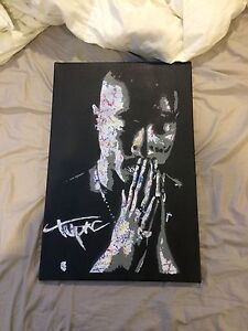 Tupac canvas New Lambton Heights Newcastle Area Preview