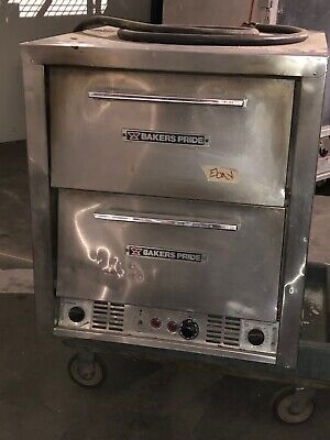 Bakers Pride P44s Hearthbake Series Commercial Electric Pizza Pretzel Oven