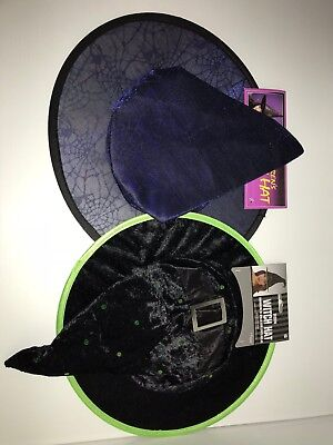 Kids Witch Hats