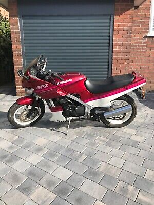 Classic Kawasaki Gpz500s very low mileage