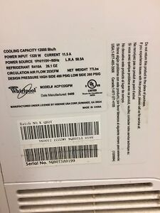 $200 Whirlpool Air Conditioner