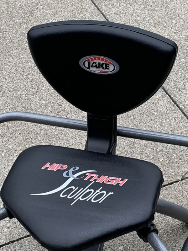 LOCAL PICKUP ONLY —BODY BY JAKE HIP & THIGH SCULPTOR  EXERCISE MACHINE - NO SHIP