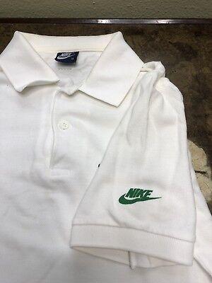 Nike Shirt Vintage 1984 80s Blue Tag Rich Brooks Invitational Oregon M