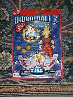 Irwin Dragon Ball Z Action Figure: Super Saiyan Goku, used for sale  Shipping to India