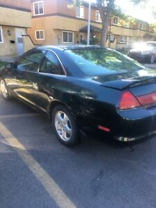 MUST GO FAST - 98 Honda Accord Coupe