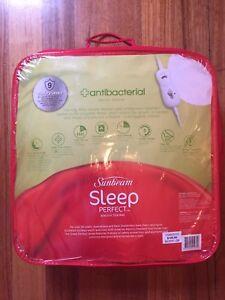 70844091da Sunbeam Sleep Perfect Electric Blanket