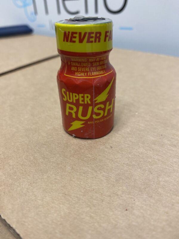 Super Rush Nail Polish Remover 10ml