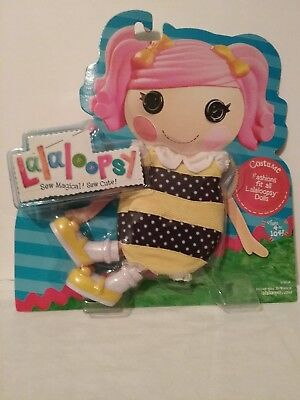 New Lalaloopsy Full Size Doll Outfit Bee Costume with Shoes ](La La Loopsy Costume)
