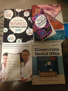 Medical office assistant textbooks