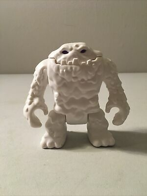 Fisher-Price Imaginext 2011 Batman DC Super Heroes WHITE CLAYFACE Figure