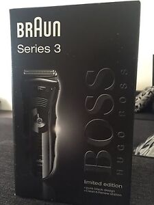 Braun series 3 Hugo boss limited edition Ryde Ryde Area Preview