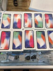 iPhone X 64GB brand new 64 GB unlock