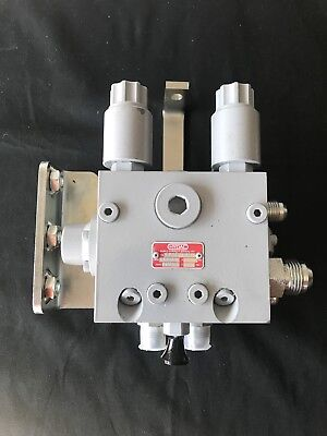 Hydac 7j447-78113 Auxiliary Aux Valve For Kubota Lm2605 New