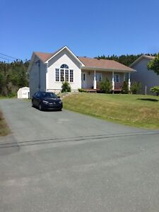 Spacious One Bedroom Apartment - Conception Bay South