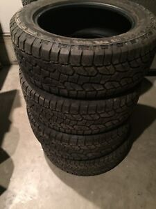 Hankook 275/55/20 Tires for Sale.