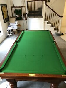B and K Billiards Table. 8ft x 4ft