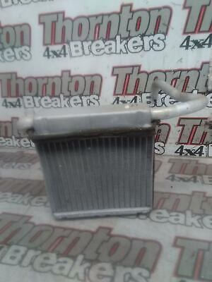 2007 FORD RANGER HEATER MATRIX RADIATOR 2.5 DIESEL