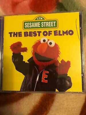 The Best Of Elmo by Sesame (The Best Of Elmo Cd)