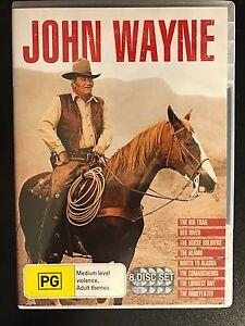 John Wayne Collection 8 Dvds Cairns Cairns City Preview