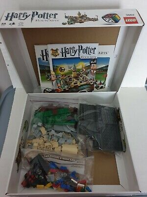 LEGO HARRY POTTER HOGWARTS CASTLE GAME SET 3862 100% Complete Book Instructions