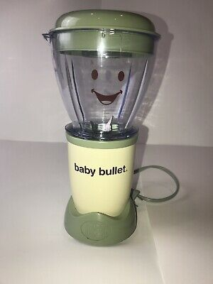 Magic Bullet Baby Bullet Baby Care System Non-toxic plastic.bpa Free (Used)