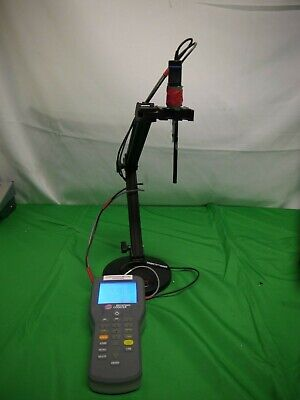 Beckman Coulter Ph 410 Portable Ph Meter With Probe And Orion Probe And Stand.