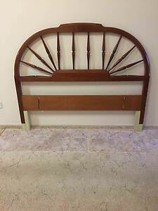 Double bed head board Bethania Logan Area Preview