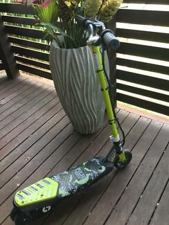 Green 24v PULSE Electric/Motorised Scooter