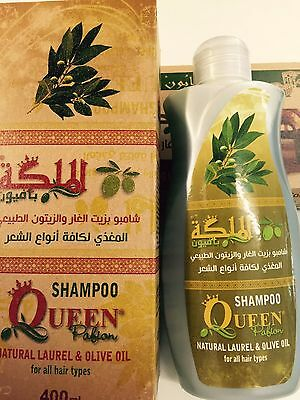 Aleppo Seifen-Shampoo Lorbeer-/Olivenöl, 400 ml, Neu (100ml / 2.50€)