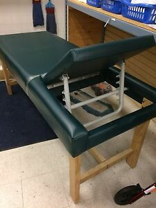 Therapy table