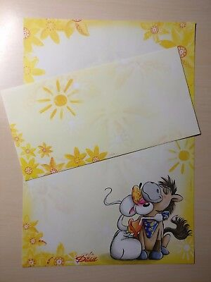 Diddl Briefpapier A4 Nr. 97 komplett, Sammlerauflösung