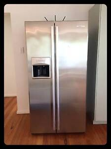 Fridge / freezer, Westinghouse, Model WSE6070SA*3, water and ice Copacabana Gosford Area Preview