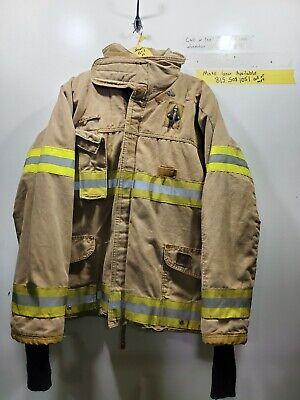 Firefighter Turnout Bunker Coat