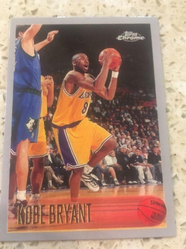 KOBE BRYANT Rookie RP #138 LA Lakers RC Mamba
