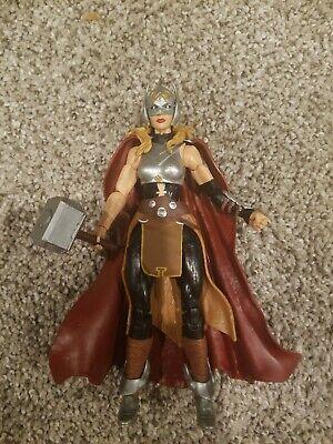 """Marvel Legends Lady Thor Jane Foster Loose Complete Gladiator Hulk BAF Series 6"""""""