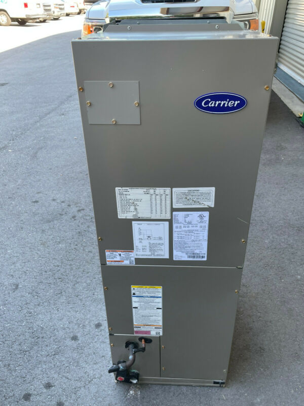 Carrier 3 Ton 14 SEER 2017 Air Handler Excellent Condition
