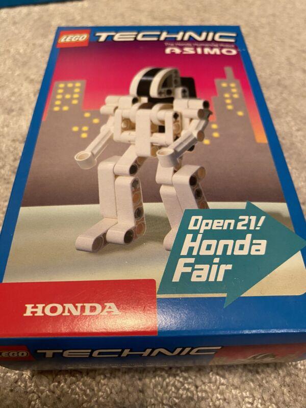 LEGO Technic Honda Asimo Japan Limited - Twenty Year OLD - Rare - NEW