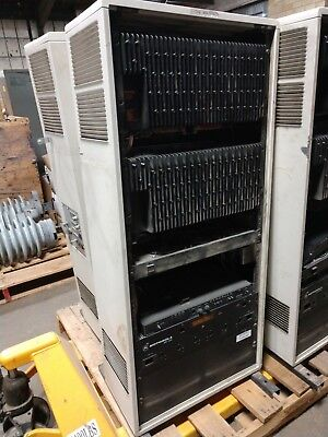 Motorola Msf 5000 800 Mhz High Power Repeater Base Station Unit Cabinet